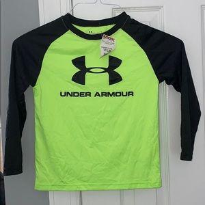 Under Armour long sleeve t